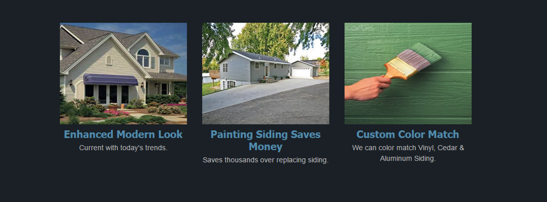 CC's Painting siding home painters