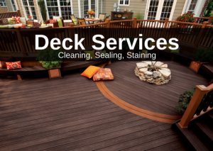 CC's Painting - Deck Services, Deck Cleaning, Deck Staining, Deck Sealing Wisconsin near me