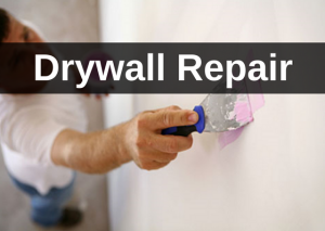 Drywall repair services - CC's Painting
