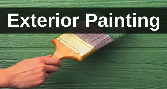 Exterior Painting Services by CC's Painting