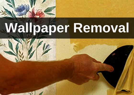 removing vinyl wallpaper from drywall