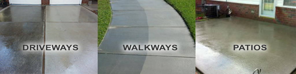CC'S Concrete Cleaning, Sealing & Staining