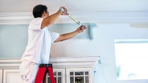 interior painting home company by CC's Painting in Pewaukee, WI