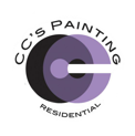 CC's Painting logo - residential services