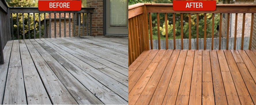 big signs you should have your deck refinished