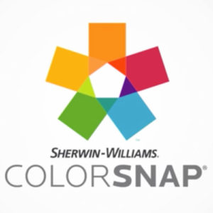 CC's home interior painting Sherwin-Williams ColorSnap paint color assistant to paint choices