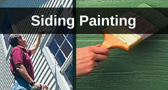 siding painting wisconsin